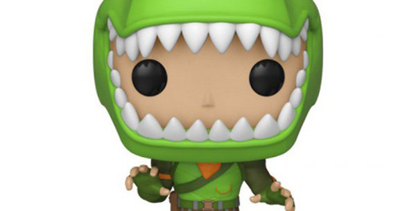 Fortnite Figurine POP! Games Vinyl Rex (443)