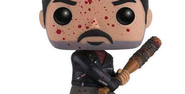 Funko POP! The Walking Dead #390 Negan bloody