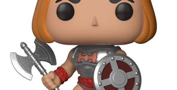 Funko POP! Masters of the Universe #562 Battle Armor HE-MAN