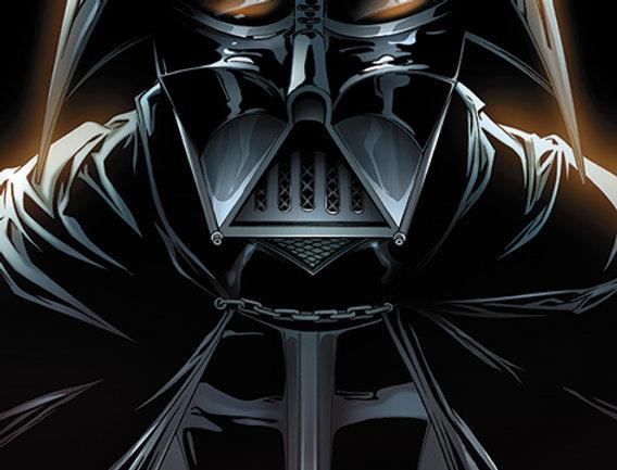 689 Star Wars (Vader Comic)