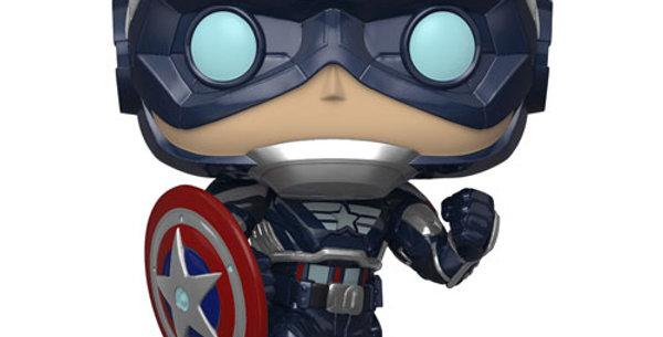 Funko POP! Games Marvel Avengers #627 Captain America