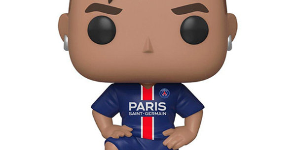 Funko POP! Football Paris Saint-Germain #20 Neymar Jr