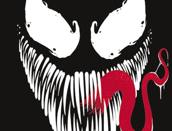 Poster plastifié 652 Marvel Venom (Face)