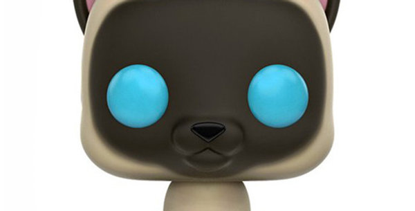 Funko POP! Figurine Pets #13 Siamese