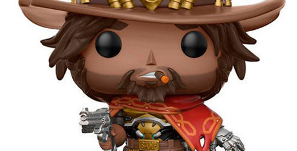 POP figure 182 Overwatch McCree
