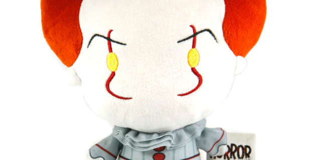 It/Ca Pennywise plush toy 21cm