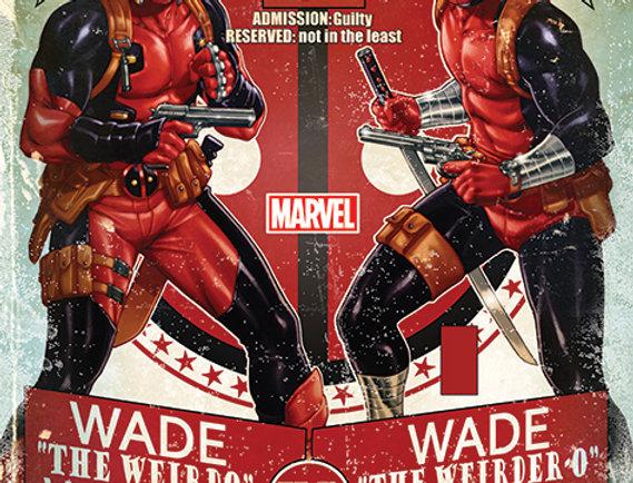 606  Deadpool (Wade vs Wade)