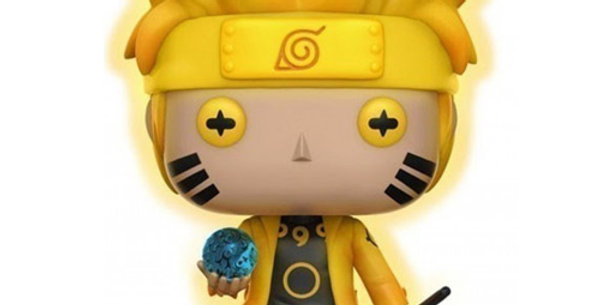 Figurine POP Animation 186 Naruto Six Path
