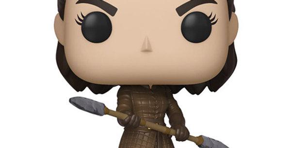 Funko POP! Game of Thrones 79 Arya Stark with spear