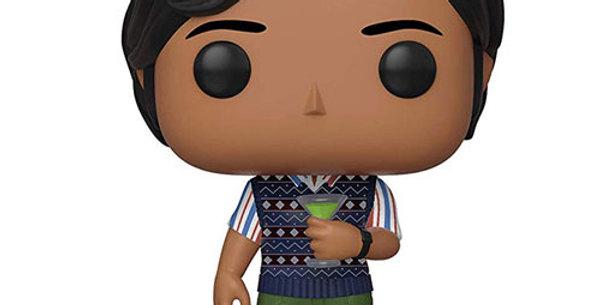 Pop! The Big Bang Theory #781 Raj Koothrappali with martini