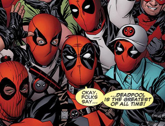Deadpool (Selfie) 524