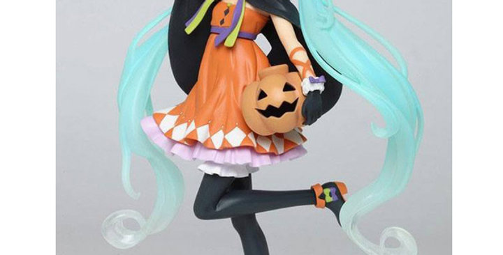 Vocaloid statuette PVC Hatsune Miku 2nd Season Halloween Version (Game-prize) 18
