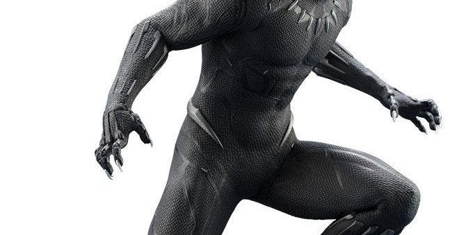 Black Panther Movie statuette PVC ARTFX 1/6 Black Panther 32 cm