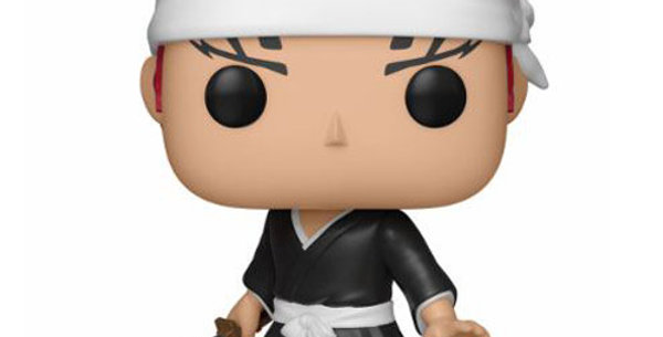 Bleach POP! 348 Animation Vinyl figurine Renji 9 cm