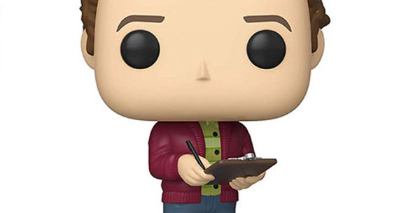 Pop! The Big Bang Theory #782 Stuart Bloom