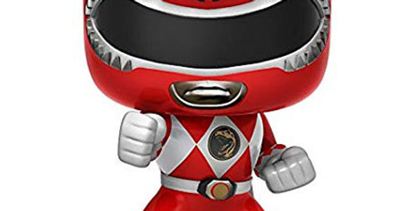 Funko Pop! Power Rangers #406 Red Ranger
