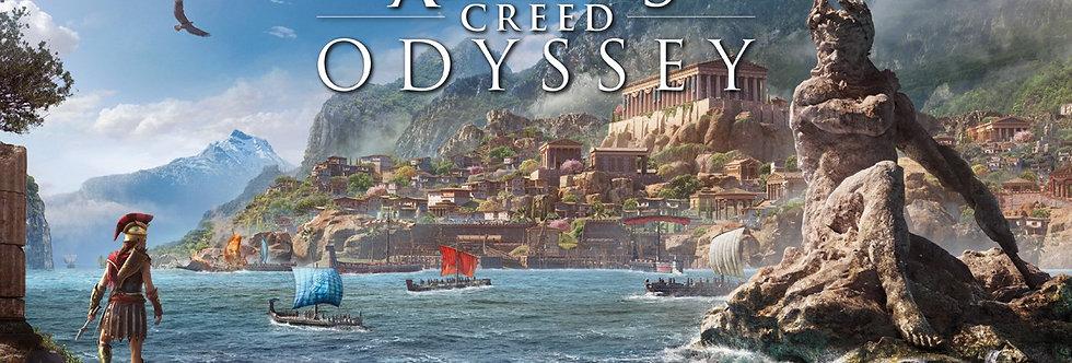 559 ASSASSINS CREED ODYSSEY Vista