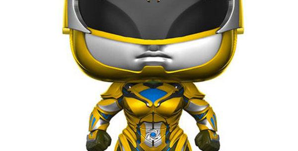 Funko Pop! Power Rangers 2017 #398 Yellow Ranger