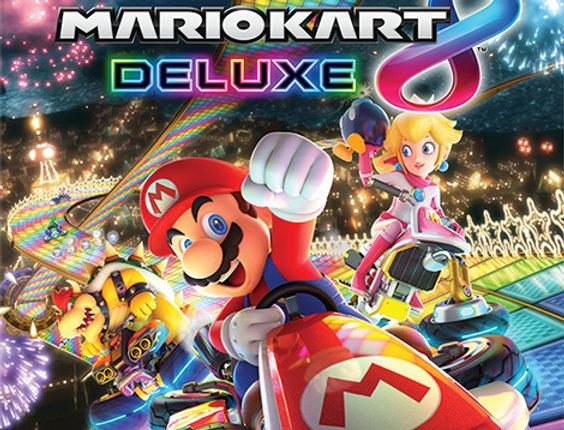 Mariokart 8 deluxe REF:679