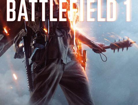 Poster plastifié Battlefield 1 REF:562