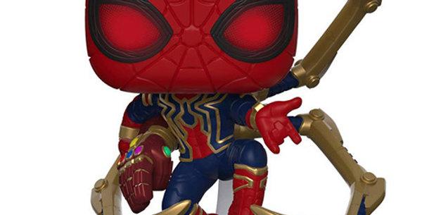 Funko POP! Marvel Avengers Endgame #574 Iron Spider with gauntlet