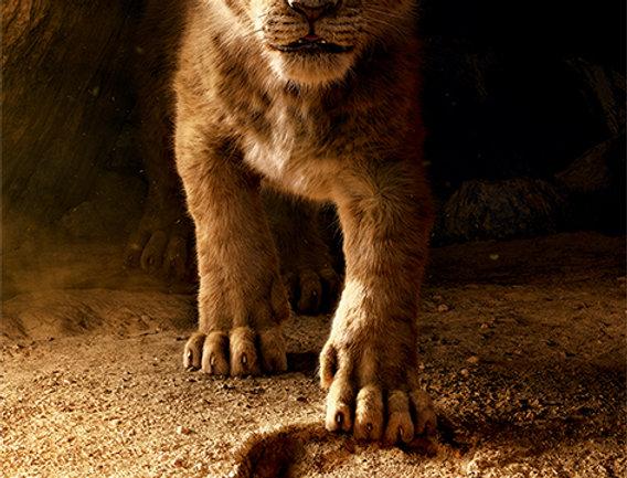 Poster plastifié 775 The Lion King Movie (Future King)
