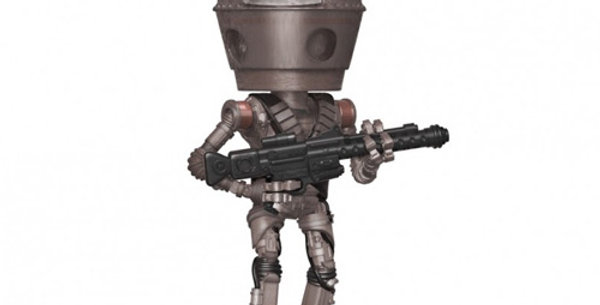 Funko POP! Star Wars: The Mandalorian #328 IG-11