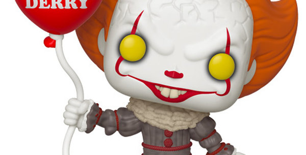 Funko POP IT Ca 780 Pennywise with balloon
