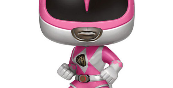 Funko Pop! Power Rangers #407 Pink Ranger
