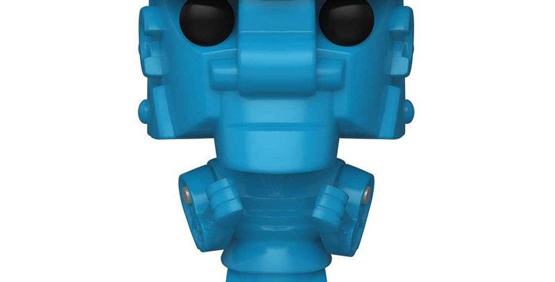 Funko POP Rock'em Sock'em Robots 14 Blue Bomber Retro toys