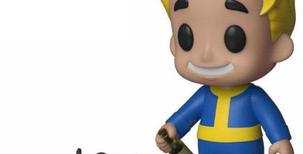 Fallout Figurine Vinyl 5 Star Vault Boy (Luck) 8 cm