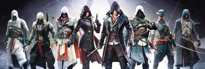 Assassins Creed REF:692