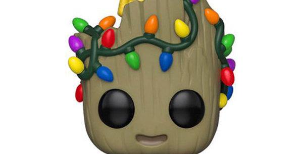 Funko POP! Marvel #530 Groot Holiday 2019