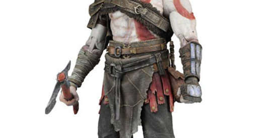 God of War (2018) figurine Kratos 18 cm