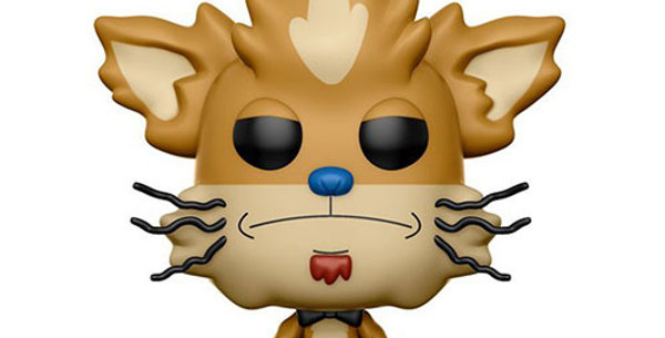 Funko Pop! Rick and Morty # 175 Squanchy