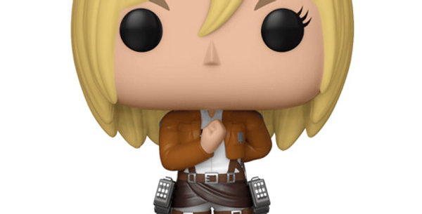 Funko POP! Attack On Titan #460 Christa