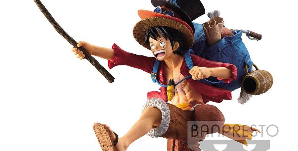 One Piece figurine Monkey D. Luffy SP Design Ver. 11 cm