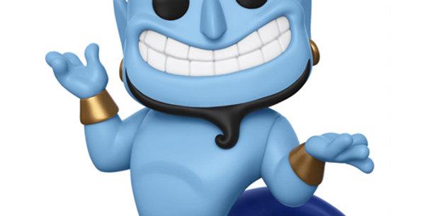 Figurine Pop! 476 Disney Aladdin Genie with lamp
