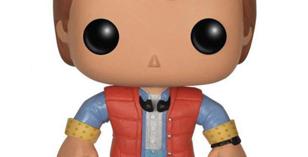 Funko POP! Back To the Future 49 Marty McFly