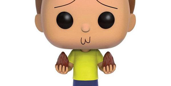 Rick et Morty Figurine POP! 113 Animation Vinyl Morty 9 cm