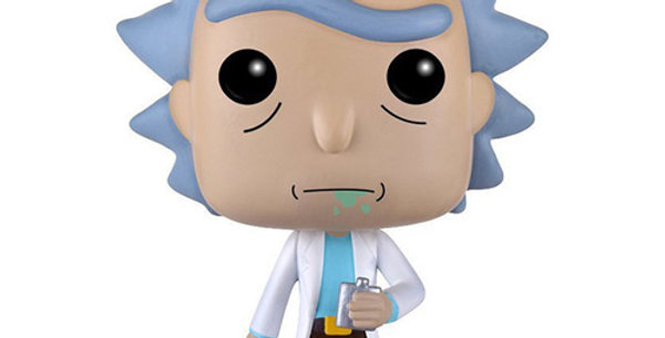 Funko POP! Rick and morty #112 Rick