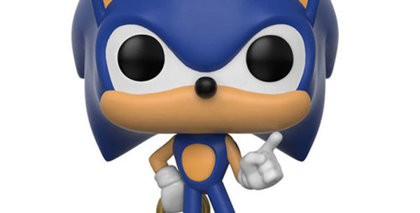 Funko Pop! Sonic The Hedgehog #283 Sonic with Ring