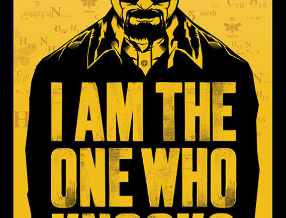 Breaking Bad (I Am the One Who Knocks) 707