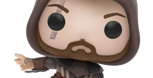 Funko POP! Game Assassin's Creed Aguilar (Crouching) #379