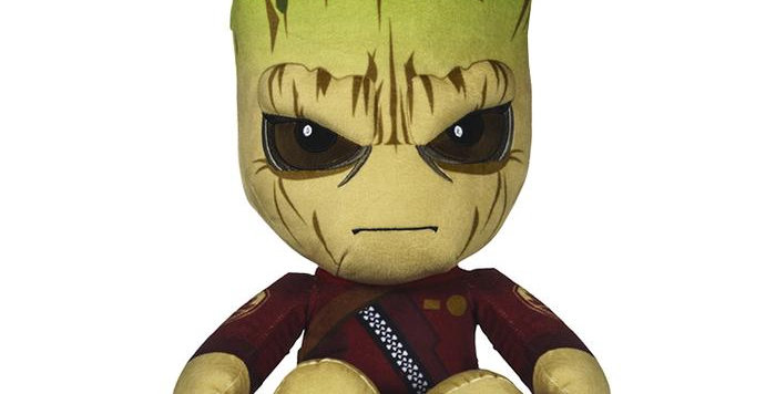 GUARDIANS OF THE GALAXY PELUCHE 30CM