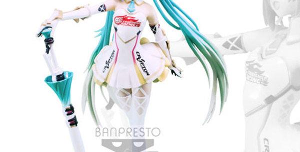 Hatsune Miku Racing Ver 2015 18cm