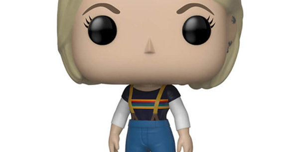 Funko POP! Doctor Who 686 Thirteenth Doctor without jacket