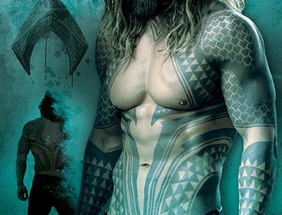 754 Justice League (Aquaman)