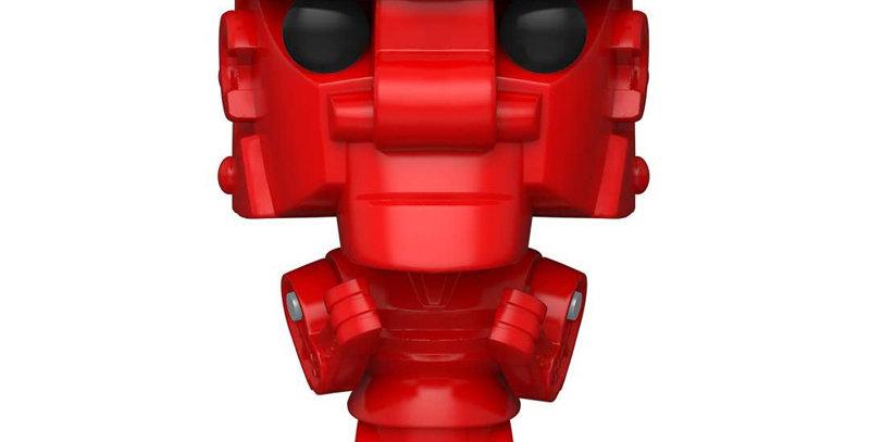 Funko POP Rock'em Sock'em Robots 15 Red Rocker Retro toys