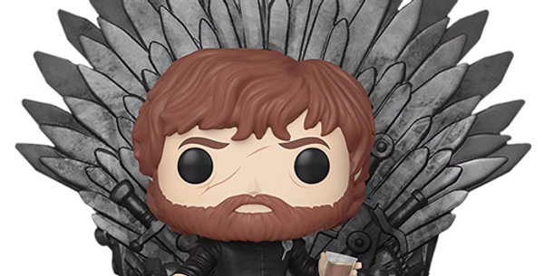 Funko POP! Game of Thrones 71 Tyrion on Iron Throne